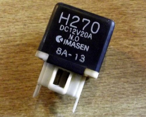 A/c relay, Mazda MX-5 mk2, H270, USED